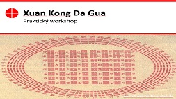 Xuan Kong Da Gua - 64 hexagramov workshop